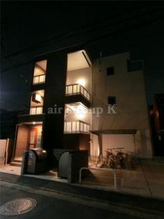 神奈川県川崎市幸区下平間の賃貸アパートの外観