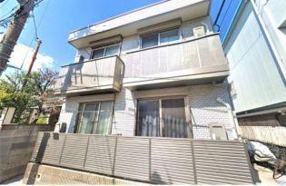 東京都大田区仲六郷2丁目の賃貸アパートの画像