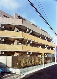 ガーラ・ヒルズ目黒東山[2階]の外観