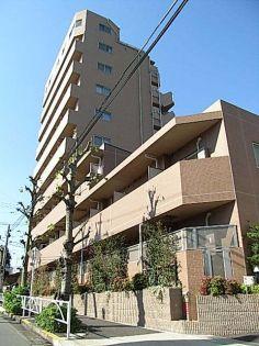 東京都目黒区碑文谷3丁目の賃貸マンションの外観