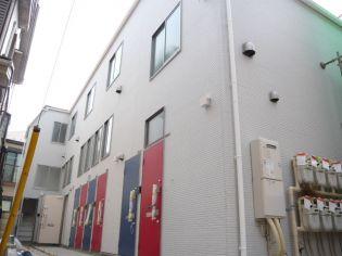 東京都世田谷区太子堂5丁目の賃貸アパートの外観