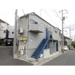 東京都目黒区碑文谷5丁目の賃貸アパート