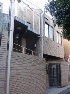 WEST SHIBUYA[2階]の外観