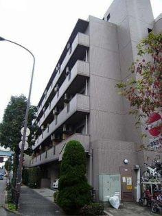 東京都世田谷区上野毛2丁目の賃貸マンションの外観