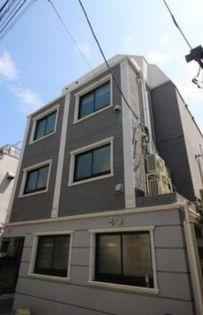 CONTEL NAKAMEGURO[2階]の外観