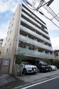 東京都品川区南品川4丁目の賃貸マンション