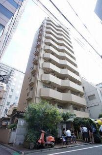 東京都港区西新橋1丁目の賃貸マンションの外観