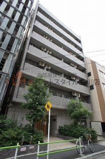 スカイコート三田慶大前[6階]の外観