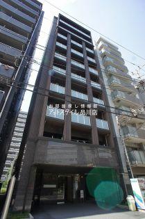 東京都港区芝浦1丁目の賃貸マンション