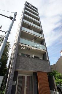東京都品川区北品川3丁目の賃貸マンション