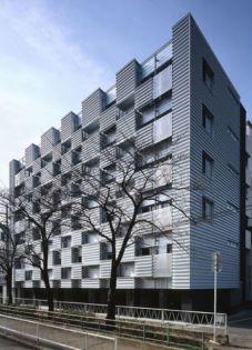 カスタリア都立大学[5階]の外観