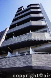 ジェノヴィア南麻布グリーンヴェール[5階]の外観