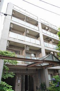 プレール三田[6階]の外観