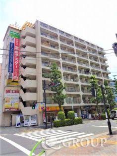 浜松町ビジネスマンション[3階]の外観
