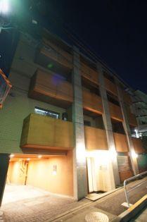 パレ・ホームズ大井町[3階]の外観