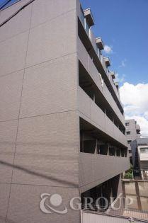 ルーブル溝の口[5階]の外観