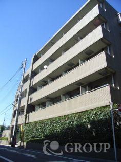 菱和パレス世田谷桜新町[4階]の外観