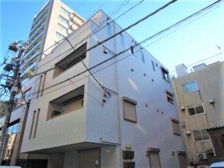 東京都港区東麻布1丁目の賃貸マンション