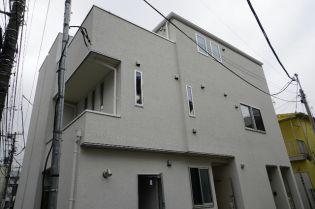 東京都渋谷区西原3丁目の賃貸アパート