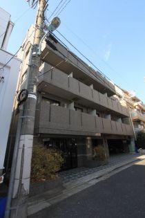 ルーブル渋谷松濤[4階]の外観