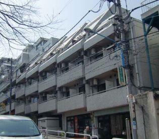 東京都新宿区舟町の賃貸マンション