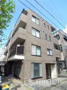 東京都杉並区西荻南3丁目の賃貸マンション