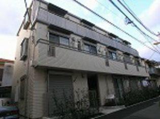 クレセント西新宿II[2階]の外観