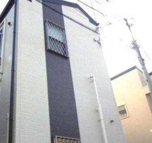 東京都中野区中野3丁目の賃貸アパート