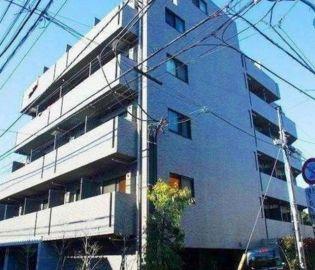 東京都豊島区高田1丁目の賃貸マンションの外観
