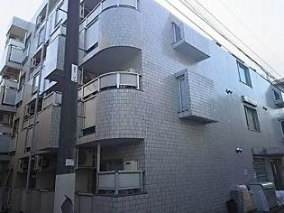 サンパレス中野[4階]の外観