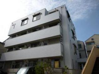 東京都渋谷区笹塚3丁目の賃貸マンションの外観