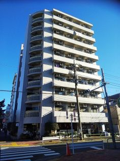 グローリア初穂桜台Ⅱ[810号室]の外観