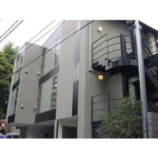 GARDEN COURT KAMIKITAZAWA[1階]の外観