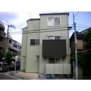 東京都文京区本駒込4丁目の賃貸アパート