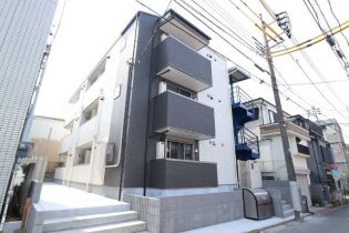 東京都練馬区小竹町2丁目の賃貸アパート