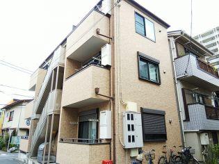 東京都豊島区池袋本町4丁目の賃貸アパート