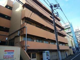 東京都北区中十条2丁目の賃貸マンション