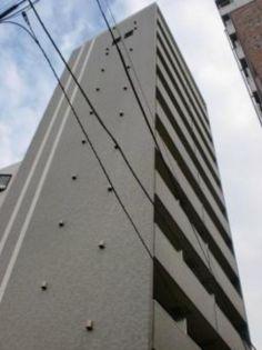 アデッソ新宿若松町[6階]の外観