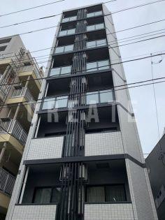 東京都墨田区菊川1丁目の賃貸マンションの外観