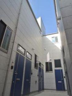 東京都豊島区南大塚1丁目の賃貸アパートの外観