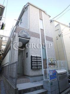 東京都豊島区上池袋1丁目の賃貸アパートの画像
