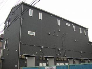 Residence W[1階]の外観