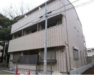 東京都新宿区西落合2丁目の賃貸アパートの画像