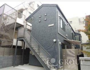 東京都文京区千石2丁目の賃貸アパートの画像