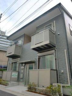 東京都豊島区高田2丁目の賃貸アパートの外観