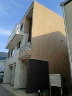 東京都杉並区阿佐谷南2丁目の賃貸アパートの外観