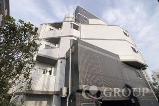 東京都大田区大森西7丁目の賃貸マンションの外観