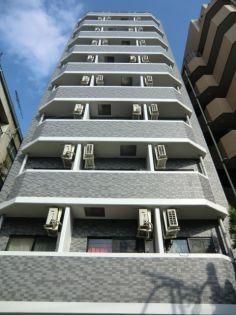 ロイヤルアメニティ白金[8階]の外観