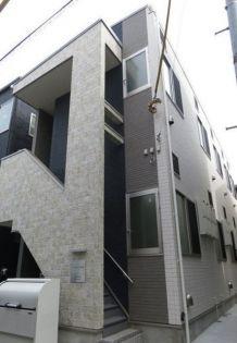 ハーモニーテラス栄町Ⅱ[1階]の外観