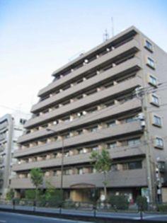 東京都杉並区和田3丁目の賃貸マンションの外観